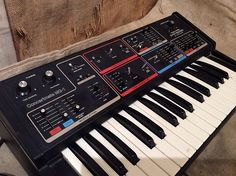 Realistic by Moog Concertmate MG-1 Analog Synthesizer | Reverb