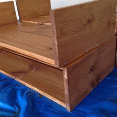 Save Big Bucks Making Your Own Rolling Storage Crates