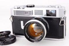 Canon-7-35mm-telemetro-Pelicula-Camara-con-lente-de-50mm-f-1-4-B02001