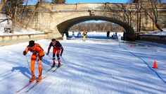 Looking forward to cross country skiing next month.
