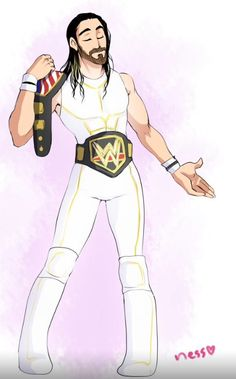 Already the fan art reflects Sethie's new ring attire!!