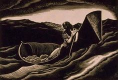 Philip Koch Paintings: Baltimore Museum of Art Newsletter- My Article on Rockwell Kent