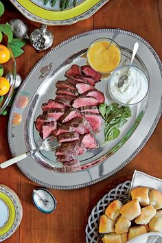 Perfect Beef Tenderloin | Center your meal on one of these festive and hearty main dish recipes. You've found the elegant centerpiece of your holiday table.