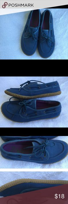 Blowfish Casual Blue Sneakers Brand new never worn and a very comfortable fit. Blowfish Shoes Sneakers