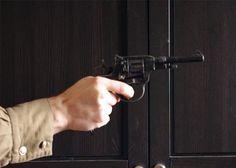 Gun Heaven Nagant M1895 Shoot Test
