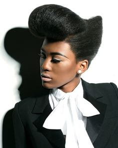 seems inspired by janelle monae