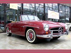 Mercedes-Benz 190 SL von Christian Wiegand ´71 (Source: http://www.fotocommunity.de/pc/pc/display/13544442). For all your Mercedes Benz 190SL restoration needs please visit us http://www.bruceadams190sl.com/