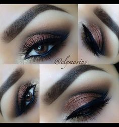 Fall Makeup  #beautiful