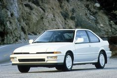 1986-1989 Acura Integra Coupe