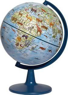 Children's Animal Globe