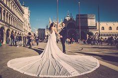 Vintage γάμος από την Αθήνα στη Βενετία   Μαρία & Αντώνης