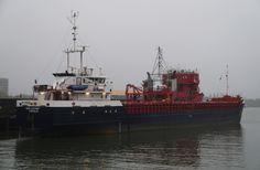 http://koopvaardij.blogspot.nl/2017/11/16-november-2017-bij-dockside.html    13-07-1993 opgeleverd als NESCIO van Rederij ms Nescio, Den Helder   Manager Wagenborg Shipping B.V., Delfzijl