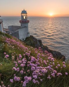 Wicklow Lighthouse | Wicklow, Ireland