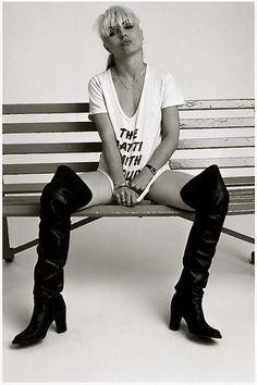 Debbie Harry.