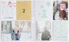 December Memories Album - week 2 by magda_m at @Studio_Calico