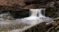 5.) McCormick's Creek State Park