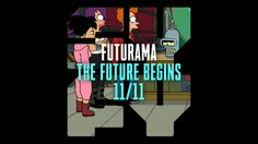 Futurama is Coming to Syfy on November 11   Futurama is coming to Syfy on November 11  Syfytoday announced that it has acquired the hit animated series Futurama from Twentieth Television in a multi-year non-exclusive deal that includes all 140 HD episodes of the series. Futurama will make its Syfy debut in a special weekend stunt beginning Saturday November 11 with the series airing regularly in primetime on Mondays and Tuesdays from 8PM-2AM ET/PT and on Saturday mornings from 8-11AM ET/PT…