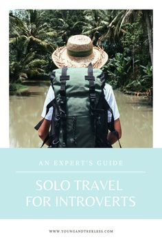 If you're an introvert ready to take the plunge into solo travel, this is the guide for you! From busting myths about introversion, to knowing your why, this expert guide will give you the tools and the confidence to pack your bags and see the world as a solo female traveler. The world is waiting for you to explore it, so don't let being an introvert stand in the way of your travel dreams! Solo Travel, Travel Tips, Pack Your Bags, Trip Planning, Traveling By Yourself, Confidence, Waiting, Dreams, Explore