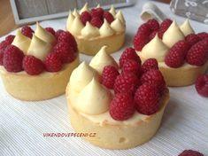 Sweet Desserts, Sweet Recipes, Mini Cakes, Pavlova, How To Make Cake, Kids Meals, Baked Goods, Cheesecake, Good Food