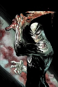 Haunt - art by Todd McFarlane Comic Book Artists, Comic Artist, Comic Books Art, Spawn, Character Drawing, Comic Character, Marvel Dc, Calgary, Haunted Images
