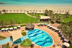 Danat Jebel Dhanna Resort #UAE