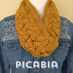 Picabia cowl pattern - Ravelry.com