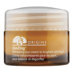 Origins GinZing Refreshing Eye Cream to brighten and depuff Inhalt: 15ml Augenpflege für Erfrischung und strahlend schöne Augen. Augenpflegecreme Origins http://www.amazon.de/dp/B00570QPJS/ref=cm_sw_r_pi_dp_Dci-tb19WJV0N