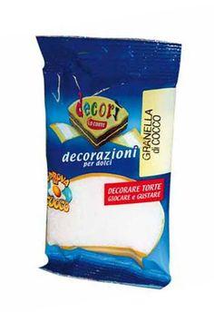 Para la crema de coco y banana nosotras tenemos utilizar 100gr. de coco en polvo.