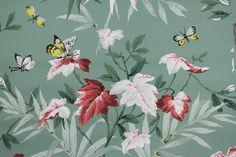 Rosie's Vintage Wallpaper: My Love for Vintage Wallpaper