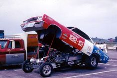 70s Funny Cars - Rebel SST