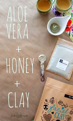 The BEST Aloe Vera Clay Mask DIY Recipe Amazing for Acne but with soothing and hydrating properties from Aloe Vera and Honey. I LOVE this aloe vera clay mask recipe that's so simple to make with only 3 ingredients. Aloe Vera For Skin, Aloe Vera Skin Care, Aloe Vera Face Mask, Bentonite Clay Benefits, Bentonite Clay Mask, Clay Face Mask, Clay Masks, Face Masks, Homemade Skin Care