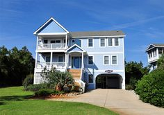 Twiddy Outer Banks Vacation Home - Glory Days - Duck - Oceanside - 6 Bedrooms