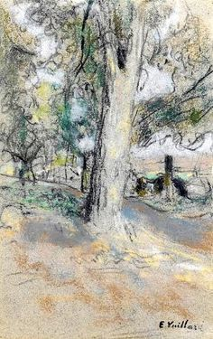 Edouard Vuillard by Mary Hart