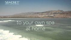 Seacret Minerals From The Dead Sea seacretdirect.com/evelynleon. #dead sea salts #seacret products #skin care