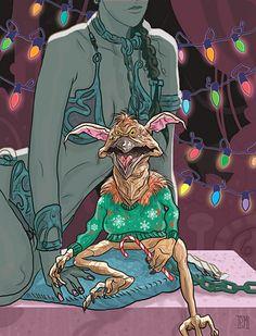 28 Festive Star Wars Christmas Cards