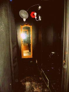 Pasillo salas microteatro