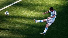 Lio al arco,, .... Argentina 1 Suiza 0 .......... Gol de Di Maria..... en tiempo suplementario..... 1 julio de 2014.. octavos de final..  Estadio Arena Corinthias ... San Pablo.. Brasil.