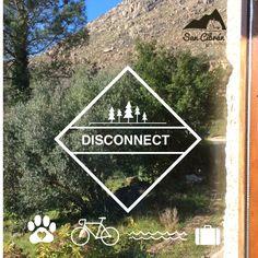 Desconecta de la rutina.  #cottage #casarural #travel #decoracion #sancibranrural