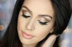2 Sparkly New Years Eve Makeup Looks! | the Fashion Bybel