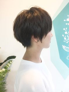Chic Short Hair, Short Hair Cuts, Short Hair Styles, Japanese Short Hair, Japanese Hairstyle, Gakuen Handsome, New Hair, Your Hair, Cute Korean Girl