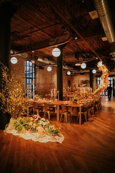 Why This Event Designer Wants You to Embrace Organized Chaos Mod Wedding, Hotel Wedding, Dining Club, Wythe Hotel, Spring Starts, Nice View, Home Deco, Event Design, Outdoor Gardens