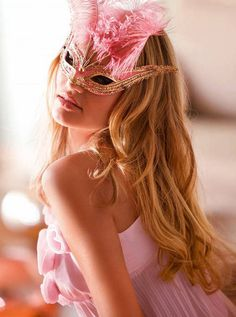 The French Bedroom company loves...❣ pink masquerade