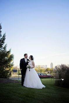Gorgeous sky   Indianapolis Indiana Wedding   Pipers at the Marott   Bloomington Indiana Wedding Photography   Photogrpahy By Greenbird