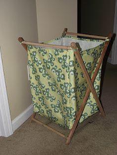 A Laundry Bag Do-over! A tutorial
