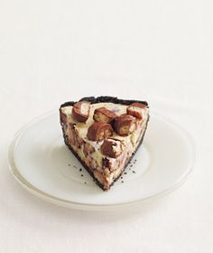 Caramel-Cookie Cheesecake Pie Recipe