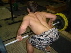 The majority of back workout exercises involve two basic movements: the row and the pulldown or pullup. In this article we will cover the six most common rowing exercises.