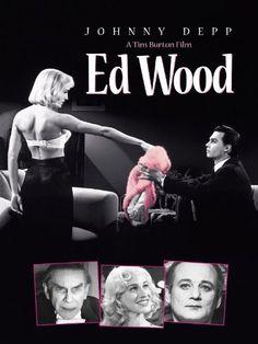 Amazon.com: Ed Wood: Johnny Depp, Martin Landau, Sarah Jessica Parker, Patricia Arquette: Movies & TV