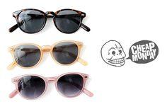 #sunglasses #CheapMonday #Eyewear #spectacles #colors #sale@toc Fall Looks, Winter Looks, Cheap Monday, Girls With Glasses, Eyewear, Sunglasses, Colors, Fashion, Moda