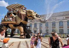 E guardo il mondo dal mio blog: Non solo Disneyland Paris: tutti a Nantes per tornare bambini!