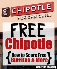 Smart Ways to Score Free Chipotle Burritos and Bowls